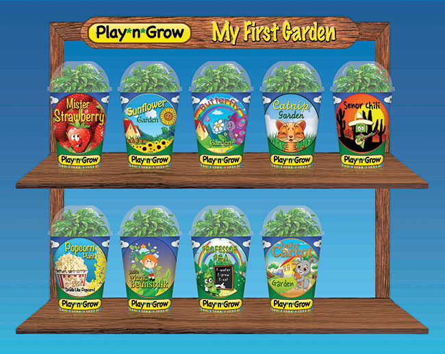 Play*n*Grow | My First Garden